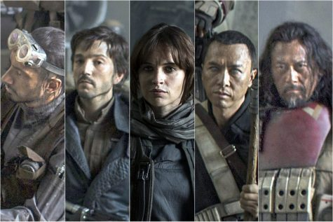 Star Wars and James Franco: Two Recent Blockbusters