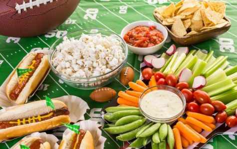 Top Ten Super Bowl Foods
