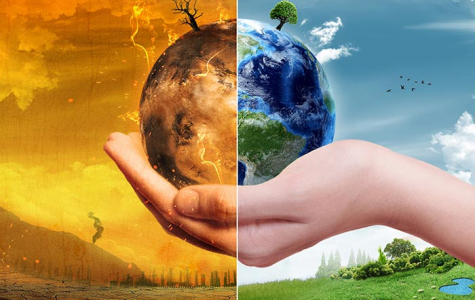 Global Warming: A Change to Be Made
