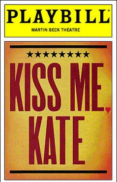Kiss Me, Kate: Coming Soon
