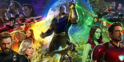 Marvel's Success is Infinite