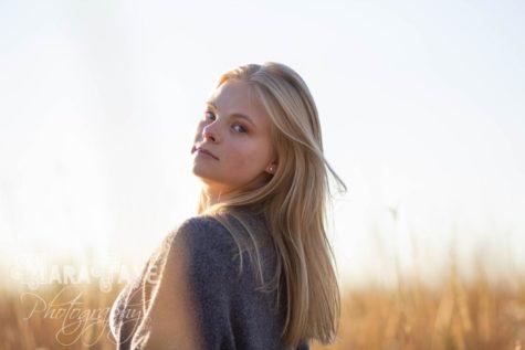 Senior Spotlight ~ Julia Rosenberger